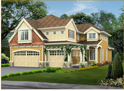 D mitchell homes san juan for Mitchell home builders